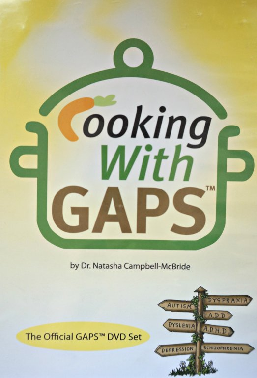 Cooking with GAPS